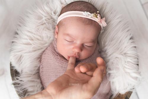 photo bébé naissant