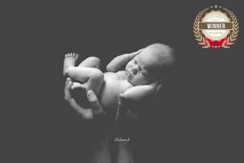 photo gagnante concours nouveau-né AFNS