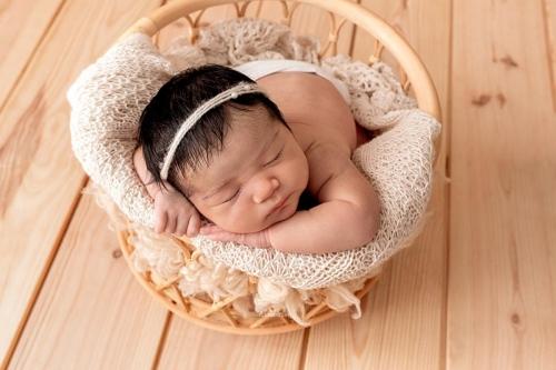 photo de nouveau-né angers
