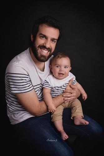 photo père enfant