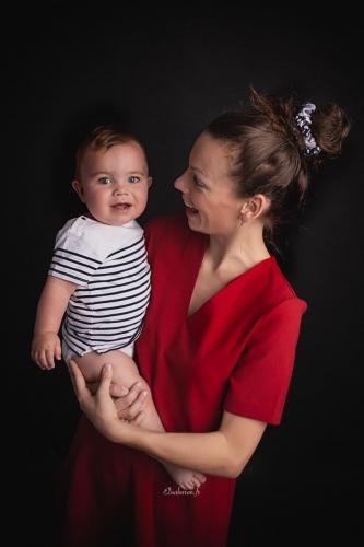 photo mère enfant